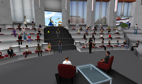Audience view, Dav Phobos session