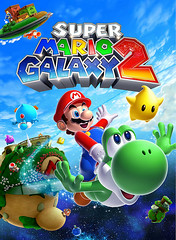 Super Mario Galaxy 2 trailer