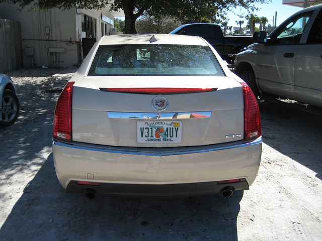cadillac cts indiantown