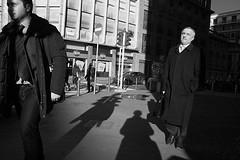 (Donato Buccella / sibemolle) Tags: street blackandwhite bw italy sun milan shadows milano streetphotography brightest turati canon400d sibemolle fotografiastradale