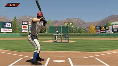 MLB 10: The Show RTTS Batting Practice