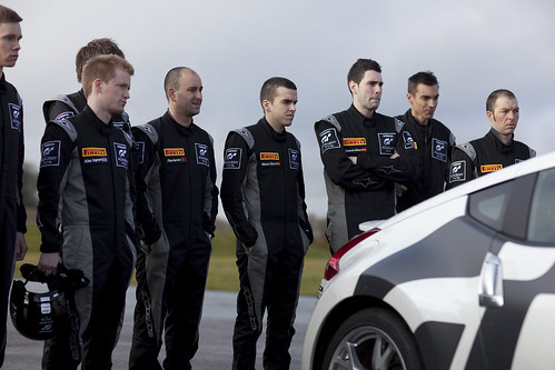 GT Academy at Silverstone