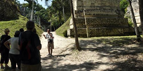 Tikal Tour Guide