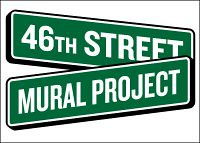 46th St Mural Project logo
