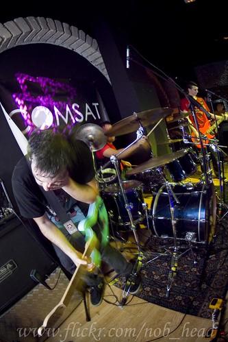 Honky tonk eXpress @ Comsat.