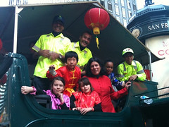 Recology Participates in Chinese New Year Parade