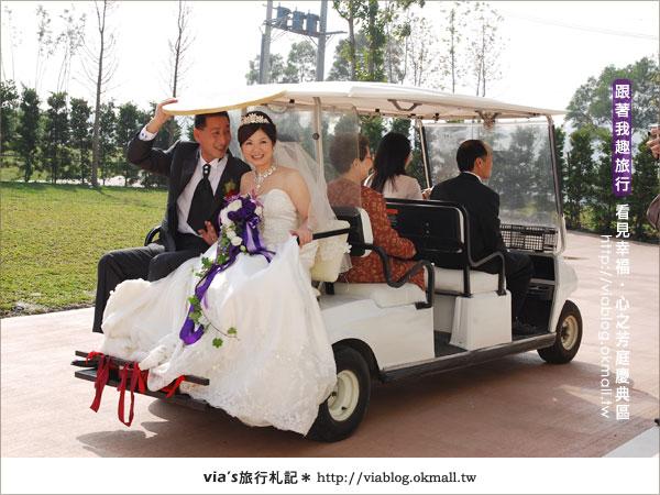 【心之芳庭】幸福婚禮登場~台中心之芳庭慶典區19