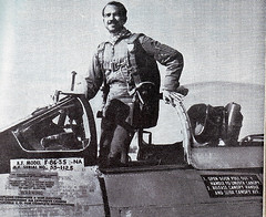 M M Alam- The PAF Fighter Ace (howsthat) Tags: pakistan people pakistani greats airforce paf f6 pakistanipeople mmalam pakistanairforce
