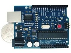 Arduino Duemilanuove Made in China