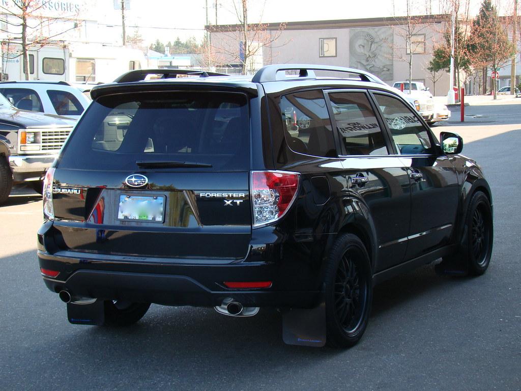 2001 Subaru Outback Custom >> 2009 Forester XT - Black - NASIOC