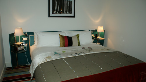 The world's comfiest bed, Hotel De Brett