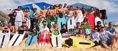 HASL competition (phlatphrog) Tags: oahu sandybeach skimboard hasl