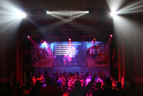 Jesus Army celebration