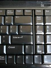 Keyboard layout fail