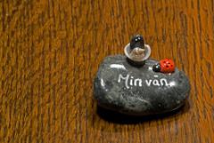 12 march 2010 (Po Annerfeldt) Tags: stone sten myfriend project365 365days sigma70300mmf456 sonya200 12march2010 minvn