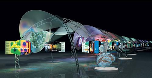 tunel de la ciencia en buenos aires