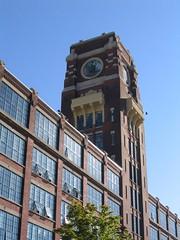 The Nipper Building in Camden
