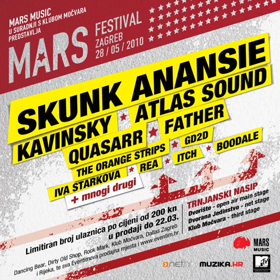 mars festival kavinsky skunk anansie
