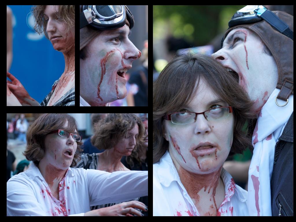 2009 Zombie Walk (Special Edition) #3, Toronto, Canada