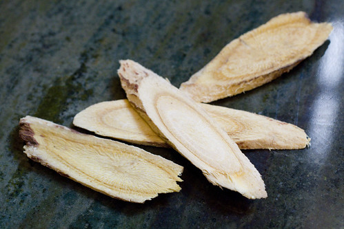 sweet root (gan tsao)