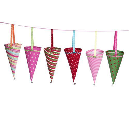 Carnival Party Cones