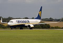 EI-DAV - 33555 - Ryanair - Boeing 737-8AS - Luton - 070727 - Steven Gray - IMG_8716
