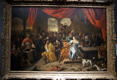 2010-03-13 03-14 Köln 138 Wallraf-Richartz-Museum, Jan Steen, Samson und Delilah (Allie_Caulfield) Tags: city winter museum germany painting geotagged deutschland photo highresolution flickr foto image picture cologne köln hires cc german nrw jpg piece bild jpeg geo altstadt nordrheinwestfalen märz werk masterpiece innenstadt 2010 stockphoto malerei kölner richartz gemälde cöln walraff wallraf domstadt richarz oevre