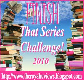 2010 Finish That Series Challenge
