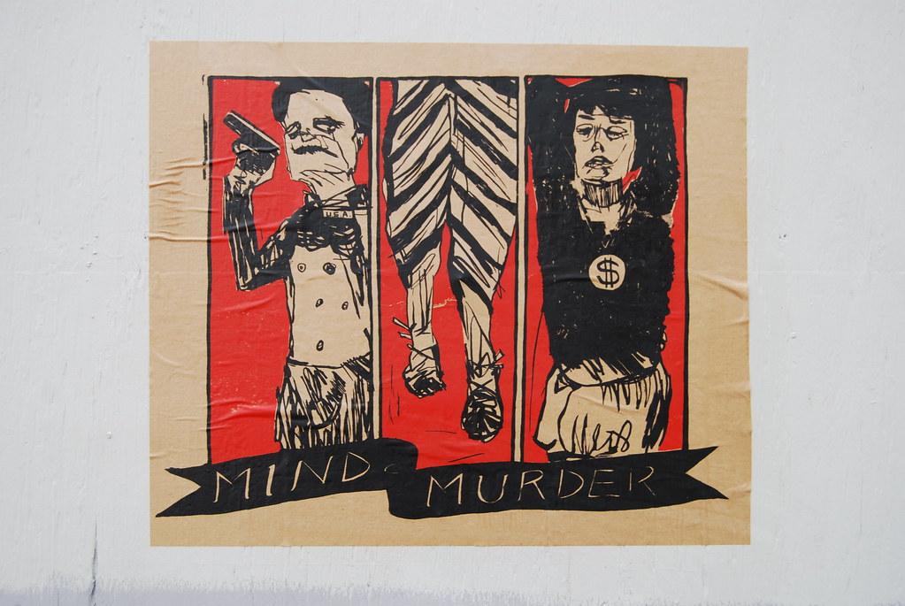 Mind Murder.