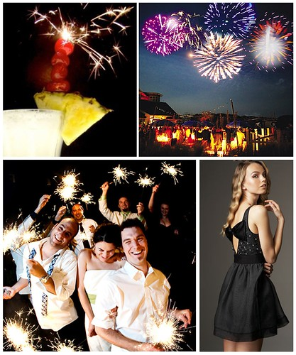 Dynamite Duo: A Firecracker Engagment Party (Night)