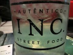 inc street food - water logo by foodiebuddha
