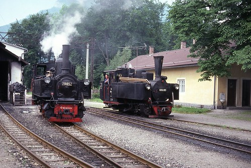 Trains du Steyertalbahn