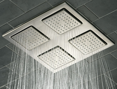 large showerhead trendir