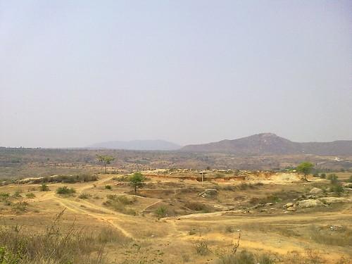 Landscape near Ghatti Subrahmanya