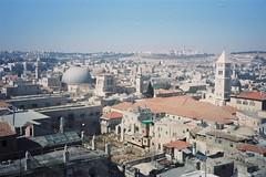 エルサレム旧市街(イスラエル)