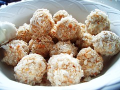coconut truffles - 47