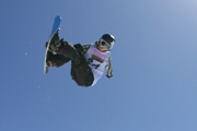 Kelly Clark - Superpipe