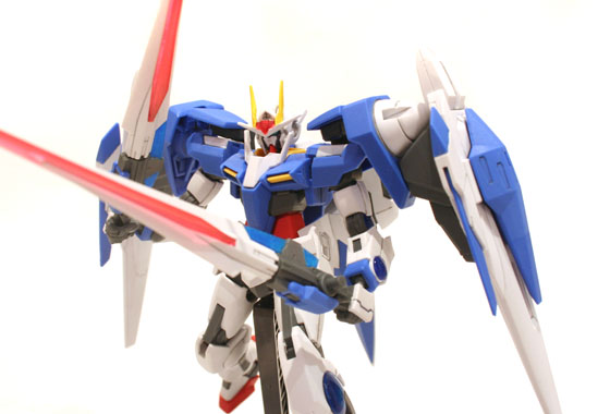 GN Sword II - Beam Saber mode
