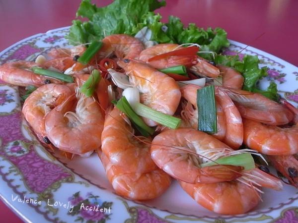 北港意文餐廳_鮮蝦