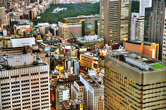 Shinjuku (Sprengben [why not get a friend]) Tags: city wedding summer sky urban music art japan clouds skyscraper observation temple japanese tokyo bay harbor amazing nikon shinjuku shrine asia waves ship artistic gorgeous awesome watch elevator style divine international stunning cherryblossom sakura tokyotower metropolis roppongi odaiba yokohama charming asakusa foreign fabulous gundam hdr shushi rainbowbridge niijima engaging travelphotography shipparty d90 keiouniversity photomatix shibuja travellight d3s sprengben nationalgovernmentbuilding wwwflickrcomphotossprengben fatherofshushi