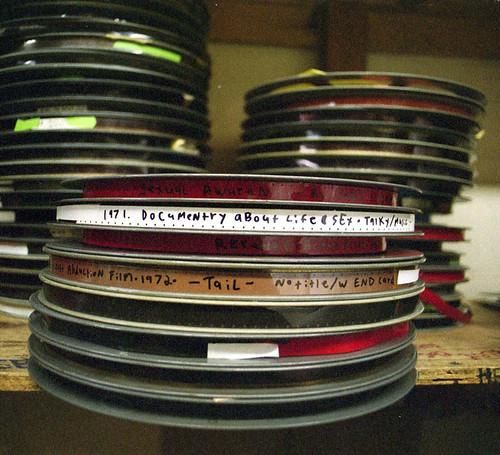 Motion Picture Film Restoration / Telecine