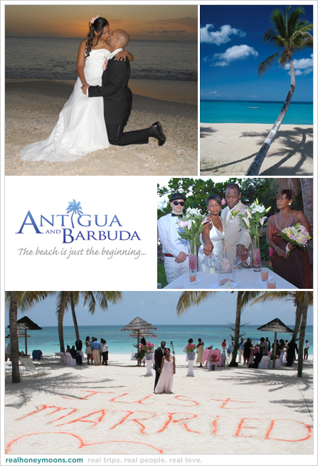 Antigua Dream Wedding Contest
