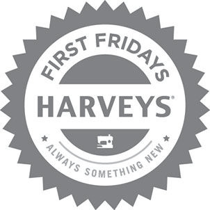 Harvey's First Friday