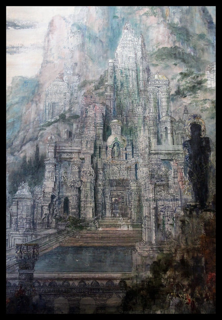 Triomphe d'Alexandre le Grand - detail -