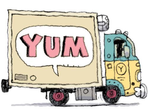 yum truck