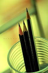 Pencils (Shahriar Xplores...) Tags: blur macro art glass pencil canon lens eos rebel is focus dof image action top best sharp dhaka dslr sell canondslr bangladesh recent gettyimages aisa canonmacro 550d t2i flickraward 55250mm canonefs55250f456is 55250mmf456 55to250mm canon550d canoneos550d rebelt2i flickrawardgallery eosrebelt2i 550dmacro mycanon550d bestcanon550d requesttolicense framebangladesh shahriarphotography