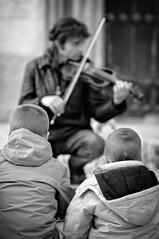 Young listeners (Mait Jriado) Tags: portrait blackandwhite bw music playing musicians hippies blackwhite spring concert spain erasmus young espana violin granada instrument listeners plazanueva southernspain andlaucia