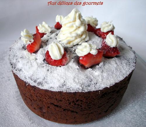 Sponge Cake Cuisson Vapeur