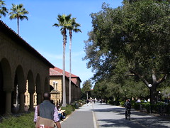 Stanford's campus