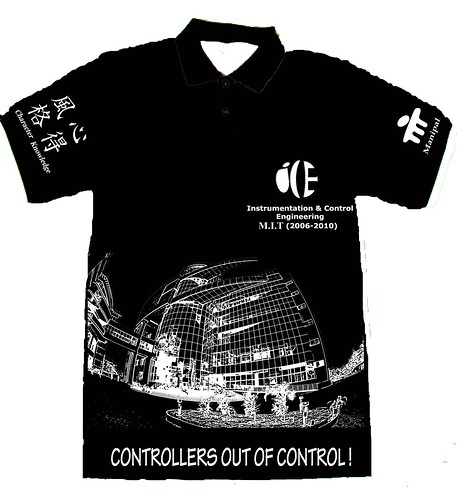 T shirt design Front View